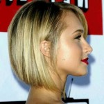 blondine bob haarschnitte