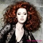 dunkelrot haarfarben fur lange haare