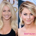 julianne hough langhaarfrisuren vs kurzhaarfrisuren 2015