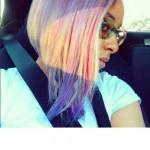 violette haarfarben trends