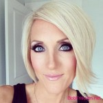 blonde bob hairstyles colors 2015