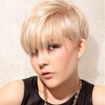 blonde moderne frisuren