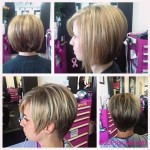 blonde sexy bob hairstyles colors brown