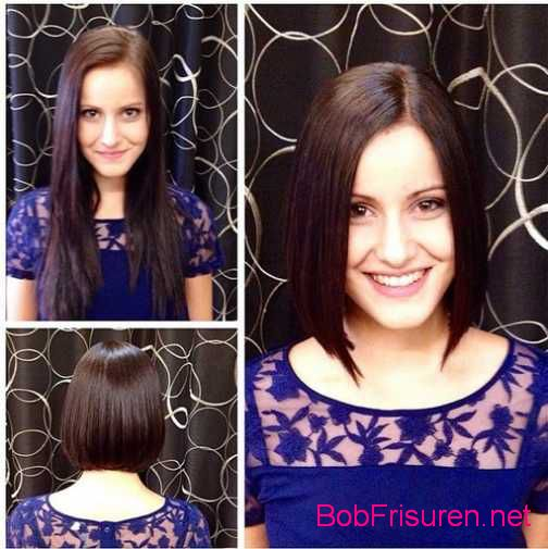 bob frisuren lang styling