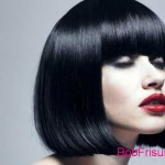 bob frisuren mit pony trends