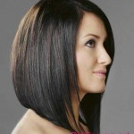 bob hairstyles colors black brown