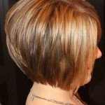 bob hairstyles colors caramell
