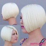 cool bob hairstyles colors blonde