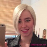 cool women bob hairstyles colors