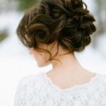 einfache hochsteckfrisuren selber machen lange haare