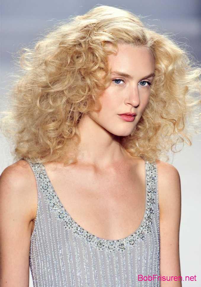 lockenfrisuren 2015 blond