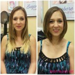 long bob hairstyles colors