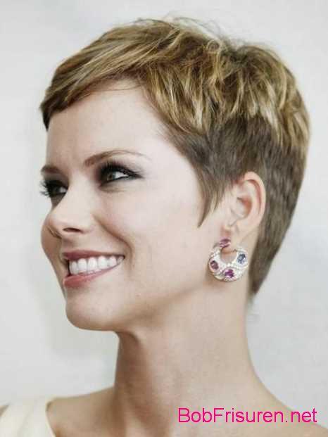moderne frisuren kurze haare (3)
