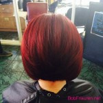 red hair bob hairstyles colors