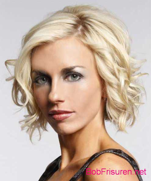 short hairstyles curls