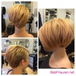 short lightbrown bob hairstyles colors