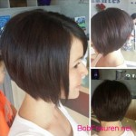 staight bob hairstyles