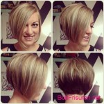 trendy bob hairstyles ombre hair