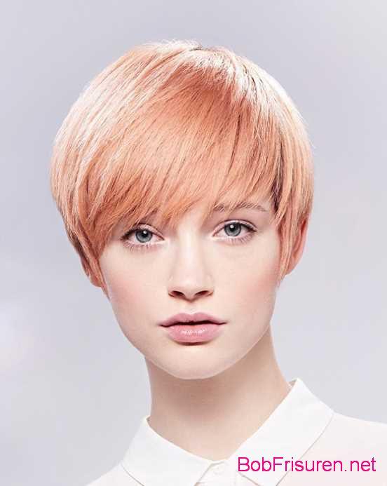 wella moderne frisuren kurze haare