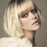blond bob frisuren trends