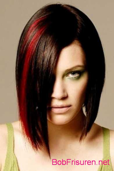 bob frisuren trends haarfarben