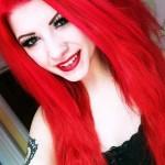 hell rote haare farben trendige 2015