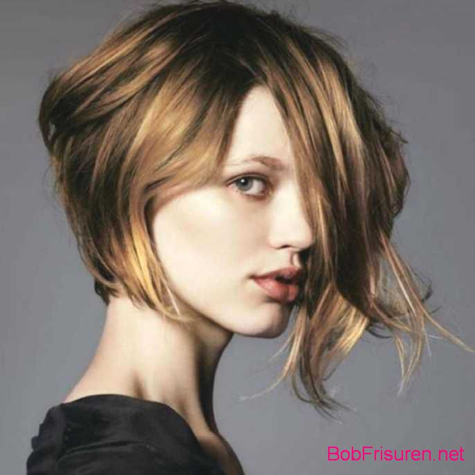 moderne bob frisuren trends