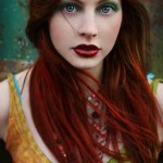 vikings rote haar frisuren trends 2015