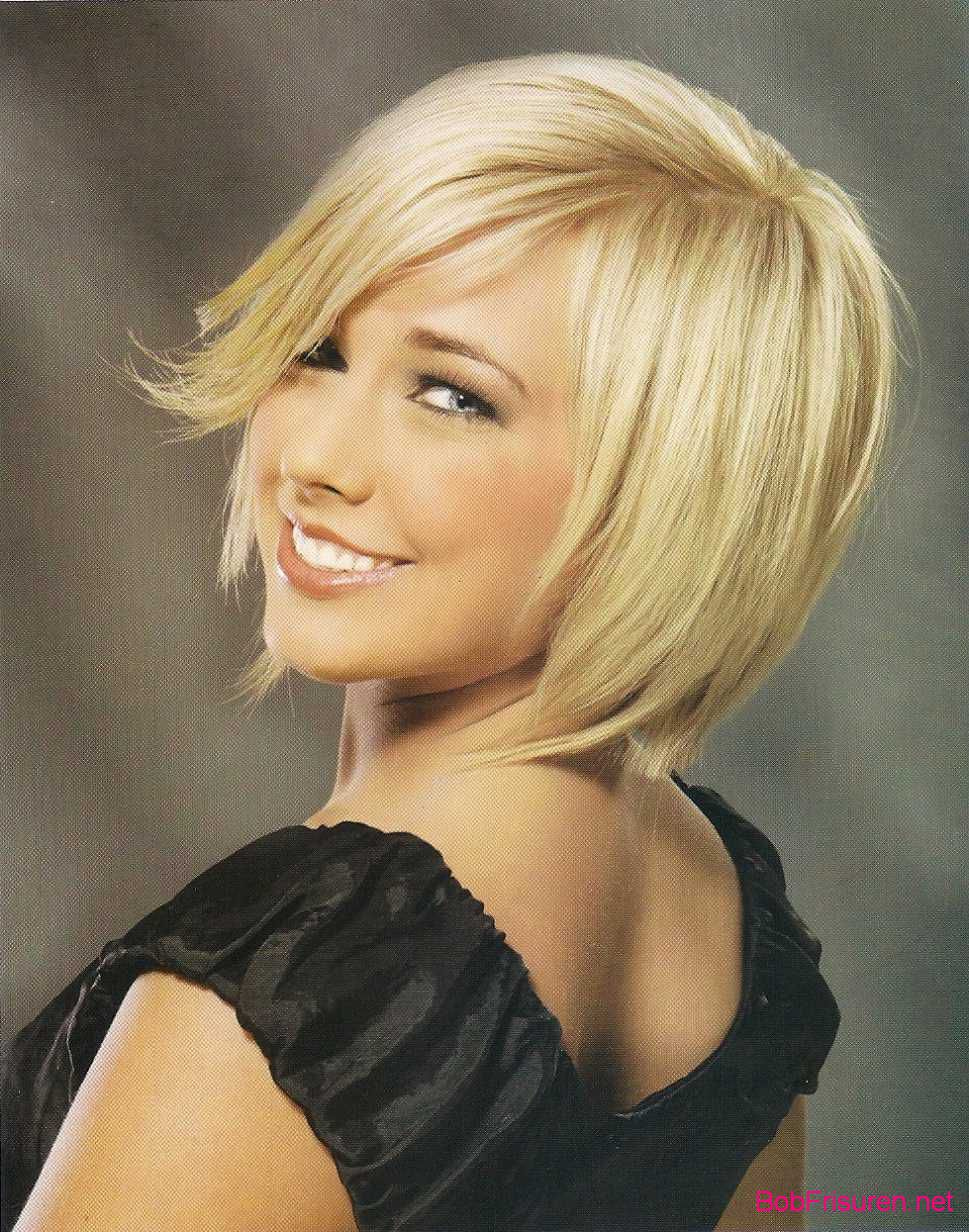 blond bob frisuren stylen