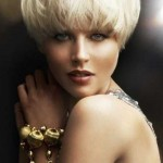 blondine bob frisuren kurze haare 2015 inspirationen