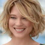 kurze blond frisuren ideen