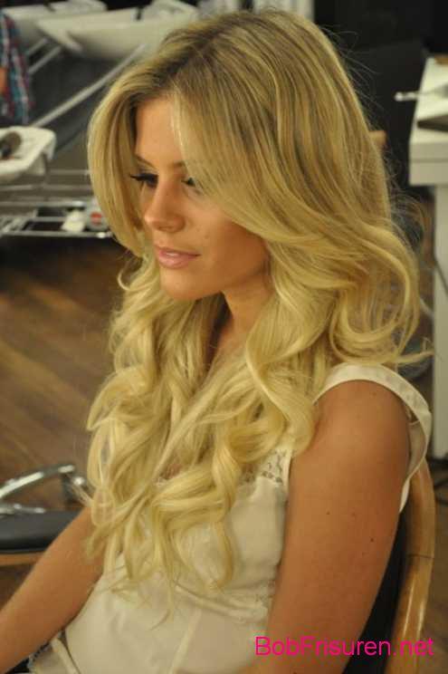lange frisuren fuer blondine haarfarben