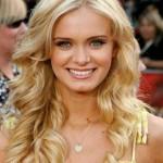 locken frisuren fur blond haare