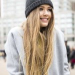 mode haarfarben trends sommer