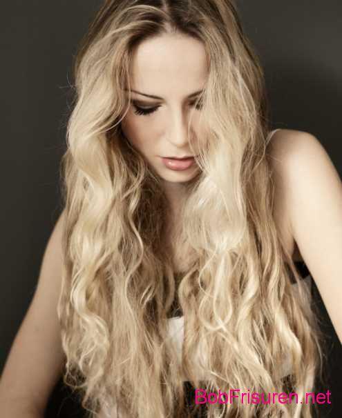 blond haarfarben frisuren 2015 lang