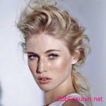 damen moderne frisuren lange haare 2015