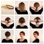frisuren fur kurzes haar anleitung