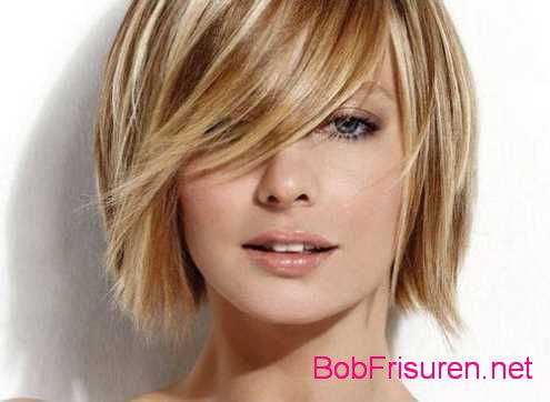 kurze blond haarfarben frisuren 2015