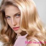 moderne frisuren 2015 blond
