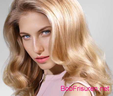 moderne frisuren 2015 blond