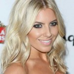 mollie king blond haarfarben frisuren 2015
