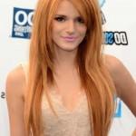 rote lange haare