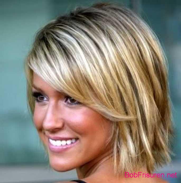 bob frisuren blond