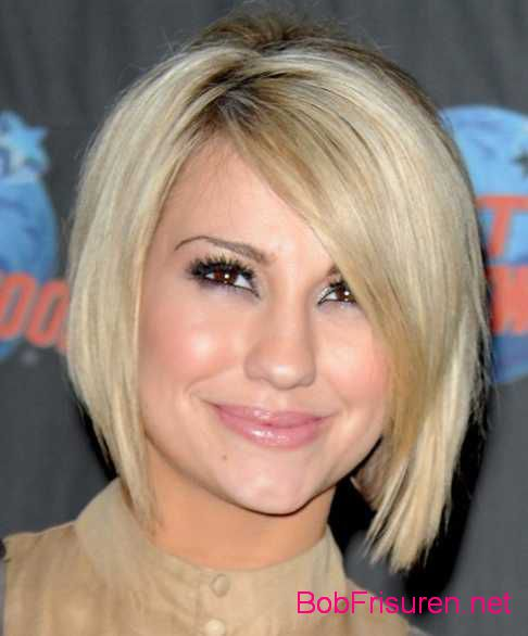 bob frisuren kurz blonde