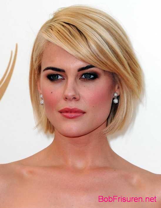 frisuren fur feines haar und rundes gesicht