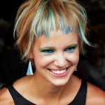 haarfarbe kurzhaarfrisuren modelle ideen und trends
