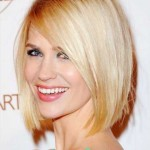 klassische bob frisuren 2015 blonde farben