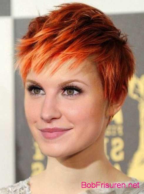 trendy kurzhaarfrisuren winter haarfarben