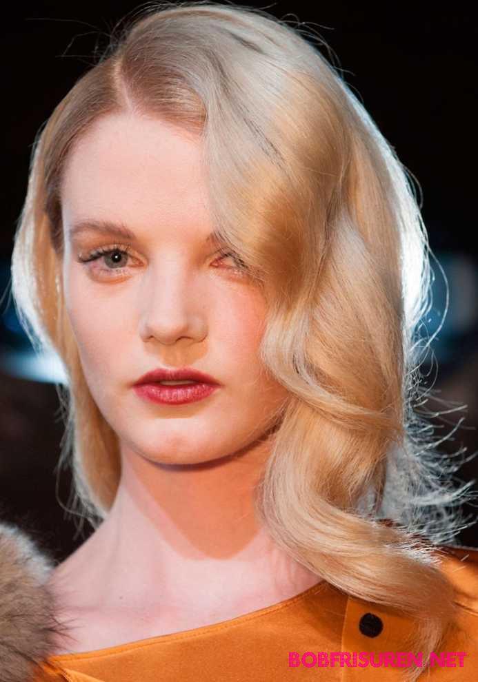 blond mittellange haare 2016