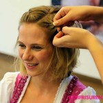 dirndl frisuren fur kurze haare